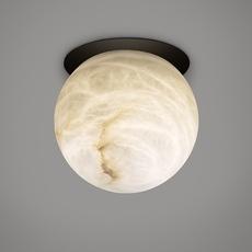 Tribeca downlight jordi llopis plafonnier ceiling light  alma light 9800 011rg  design signed nedgis 115413 thumb