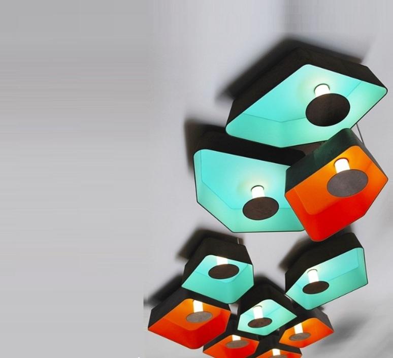 Trio grand nenuphar kristian gavoille designheure pl2g1pnledtot luminaire lighting design signed 23945 product