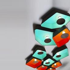 Trio grand nenuphar kristian gavoille designheure pl2g1pnledtot luminaire lighting design signed 23945 thumb