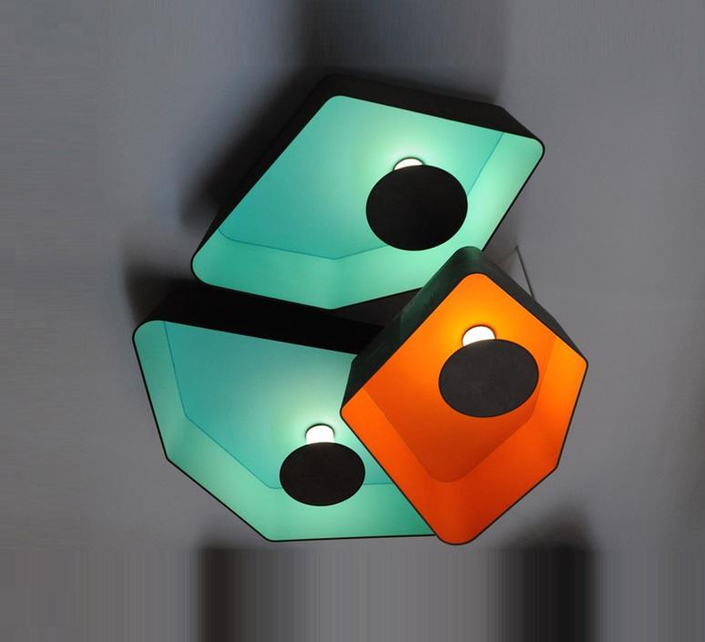 Trio grand nenuphar kristian gavoille designheure pl2g1pnledtot luminaire lighting design signed 23946 product