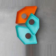 Trio grand nenuphar kristian gavoille designheure pl2g1pnledtot luminaire lighting design signed 23948 thumb