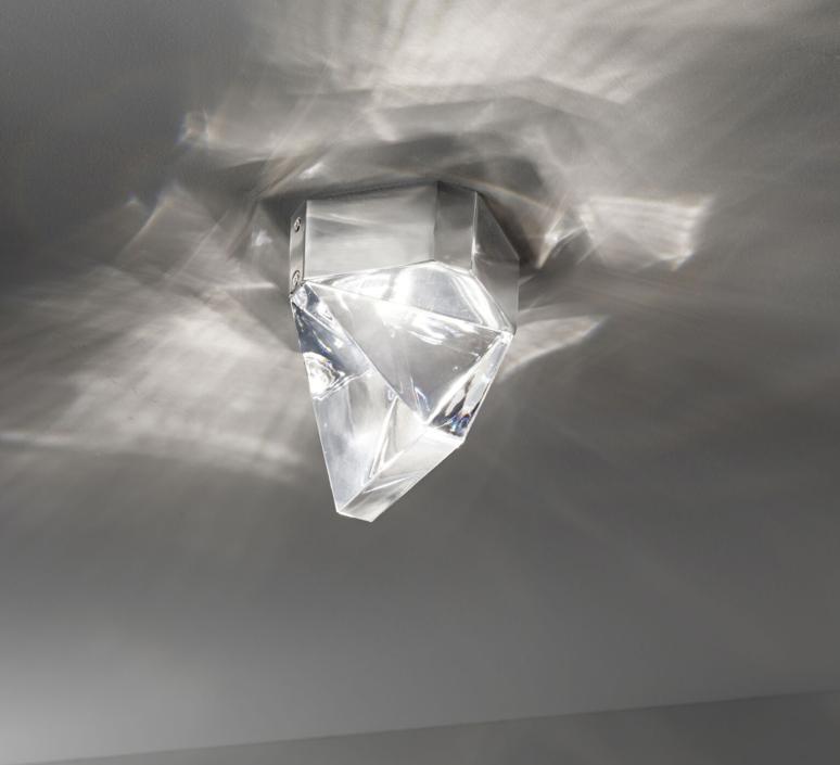 Tripla f41 devis busato giulia ciccarese plafonnier ceilling light  fabbian f41e01 11  design signed 40004 product