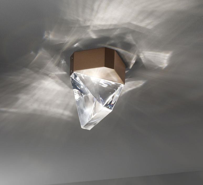 Tripla f41 devis busato giulia ciccarese plafonnier ceilling light  fabbian f41e01 76  design signed 40006 product