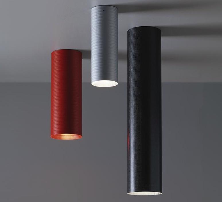 Tube 30 enrico franzolini plafonnier ceilling light  karboxx 01sf03001  design signed 33545 product