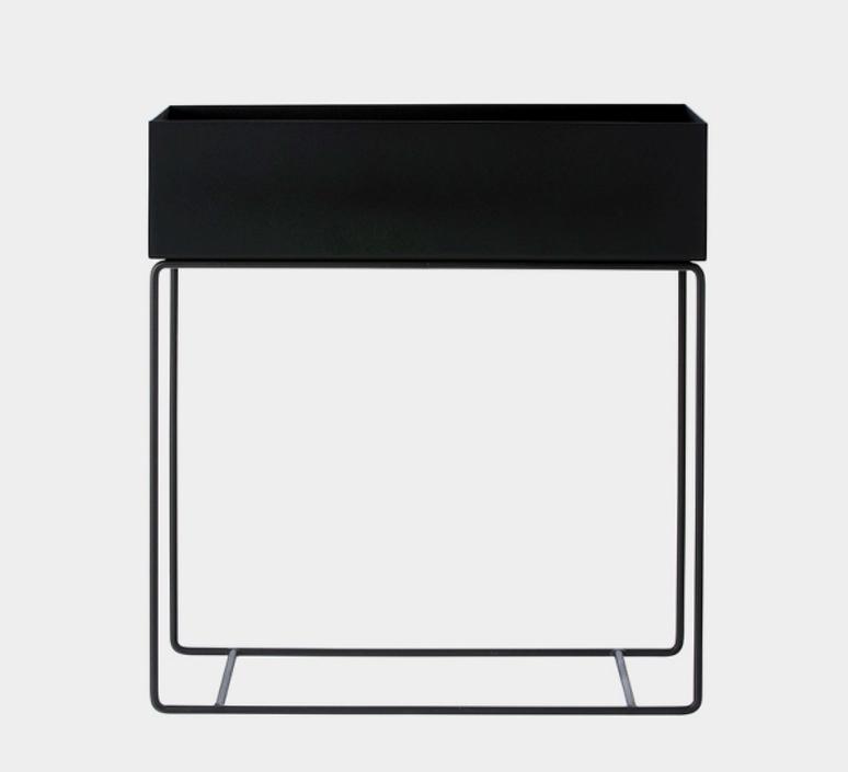 Plant box black 37489 product