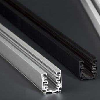 Rail blanc pour projecteur 2m o3 2cm l2m faro normal