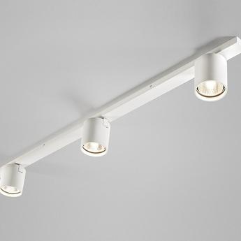 Rail focus blanc led 2700k 2065lm ocm hcm light point normal