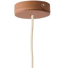 Rosace en cuir zangra rosace canopy  zangra ceilingcup 036 br  design signed 56230 thumb
