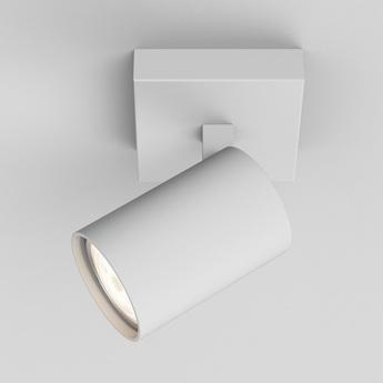 Spot ascoli single blanc o80cm h13cm astro lighting normal