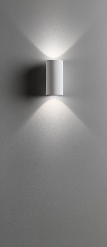 Spot bologna 240 blanc l12cm h24cm astro lighting normal