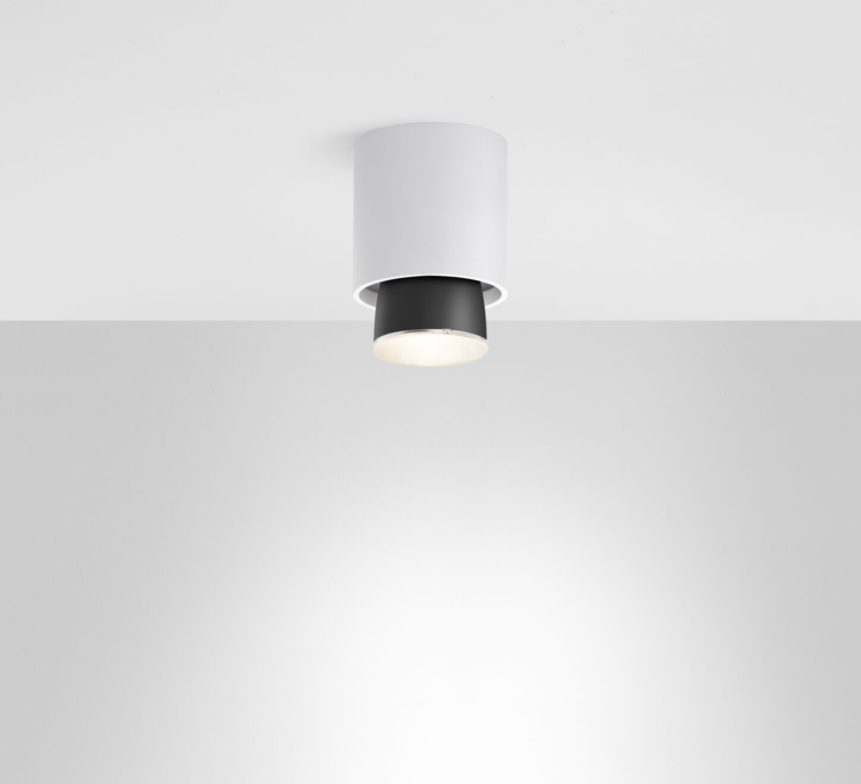 Claque f43 marc sadler spot spot light  fabbian f43e01 02  design signed 40104 product