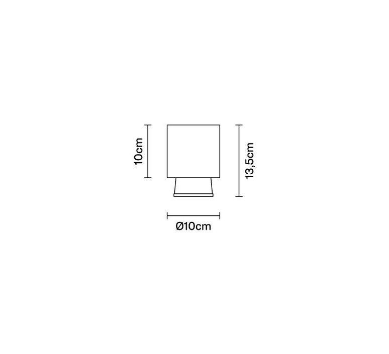 Claque f43 marc sadler spot spot light  fabbian f43e01 02  design signed 40105 product