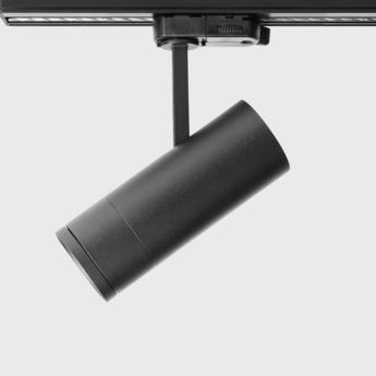 Spot elba 15 55 noir led 2700k 900lmo5 6cm h15cm nemo lighting normal