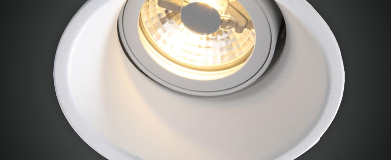 Spot encastrable breeze mix blanc o9 2cm h1 1cm doxis normal