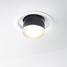 Claque f43 marc sadler spot encastrable recessed light  fabbian f43f01 02  design signed 40110 thumb