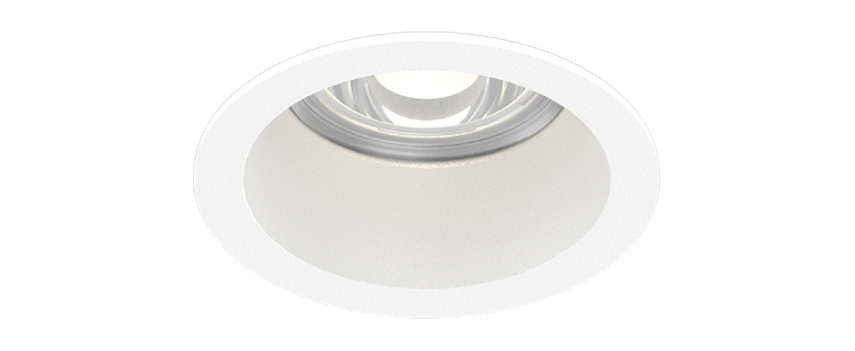 Spot encastrable deep bijou ip65 1 0 led blanc ip65 led 2700k 375 575lm o5 6cm h5cm wever ducre normal