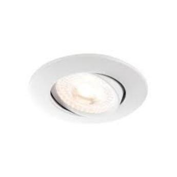 Spot encastrable easy install qpar51 blanc led o8 7cm h7cm slv normal