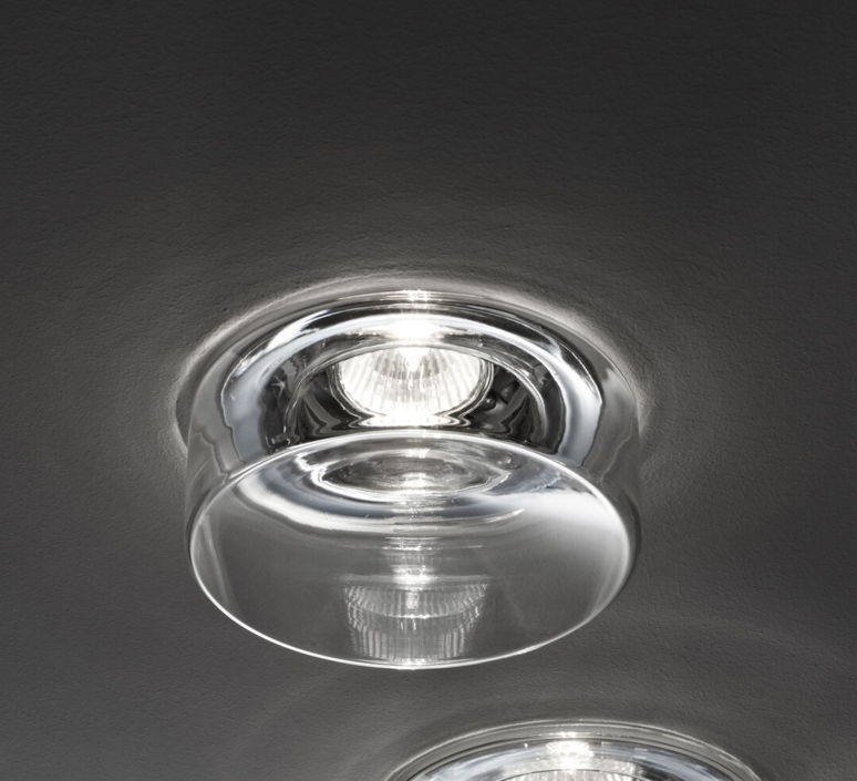 Faretti d27 blow pamio design spot encastrable recessed light  fabbian d27f47 00  design signed 40050 product