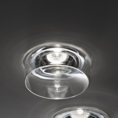 Faretti d27 blow pamio design spot encastrable recessed light  fabbian d27f47 00  design signed 40050 thumb