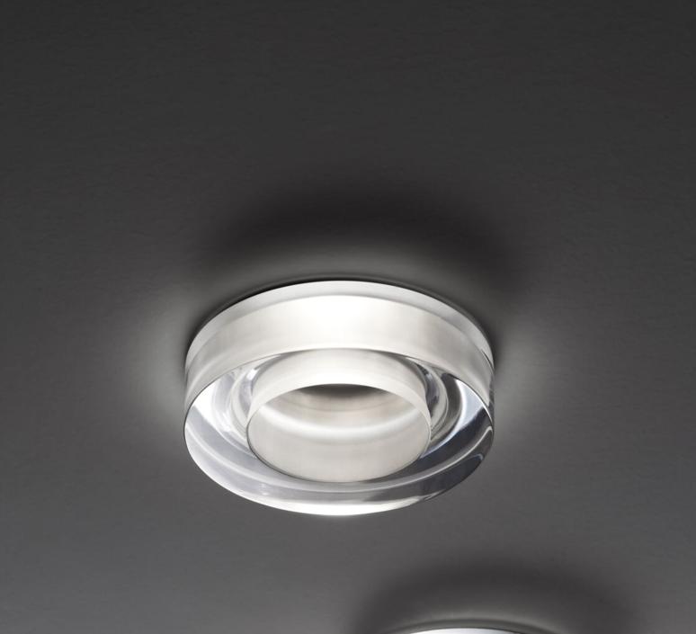 Faretti d27 lei pamio design spot encastrable recessed light  fabbian d27f43 00  design signed 40072 product