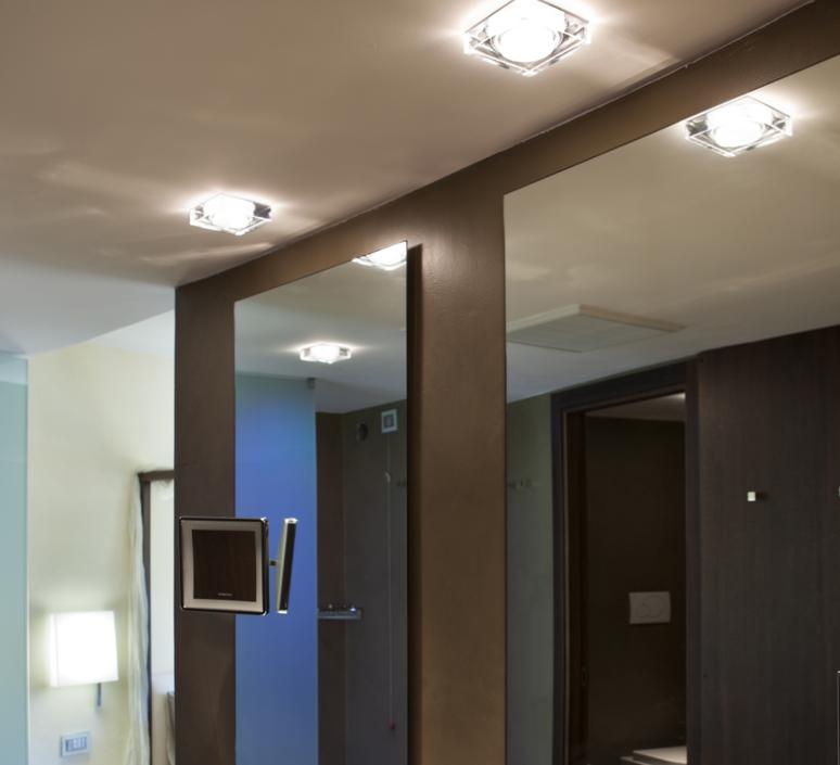 Faretti d27 lui pamio design spot encastrable recessed light  fabbian d27f39 00  design signed 40076 product