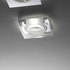 Faretti d27 lui pamio design spot encastrable recessed light  fabbian d27f39 00  design signed 40077 thumb