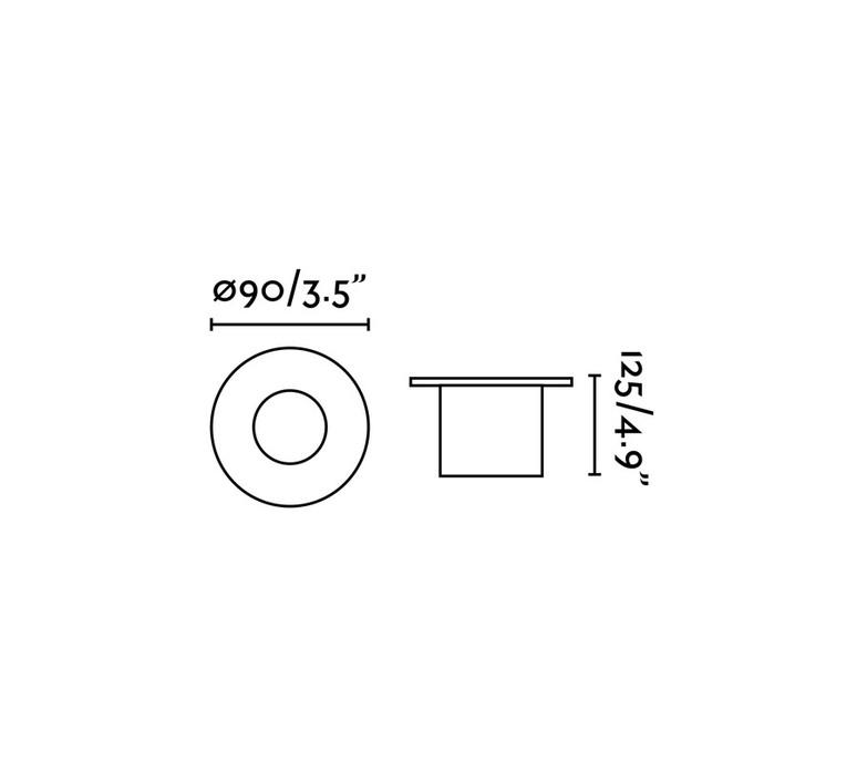 Grund estudi ribaudi spot encastrable recessed light  faro 70729  design signed 48875 product