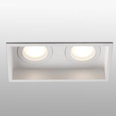 Hyde double ip44 estudi ribaudi spot encastrable recessed light  faro 40124  design signed nedgis 67918 thumb