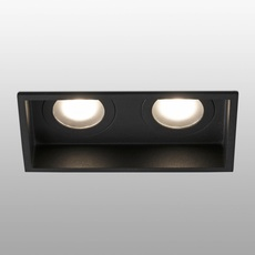 Hyde double ip44 estudi ribaudi spot encastrable recessed light  faro 40125  design signed nedgis 67937 thumb