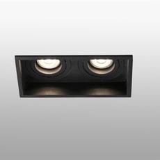 Hyde double orientable estudi ribaudi spot encastrable recessed light  faro 40127  design signed nedgis 67454 thumb