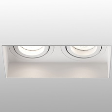 Hyde double trimless orientable  estudi ribaudi spot encastrable recessed light  faro 40122  design signed nedgis 67926 thumb