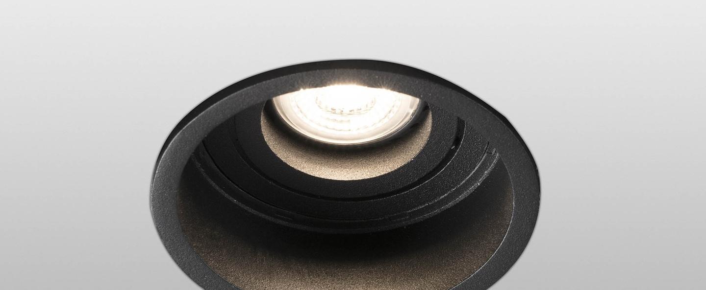 Spot encastrable hyde orientable noir o8 9cm h5 5cm faro 8421776167896 0 normal