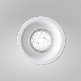 Spot encastrable joe blanc o9cm h10 5cm panzeri normal