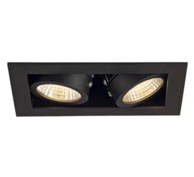 Kit kadux  spot encastrable recessed light  slv 115710  design signed 38245 product