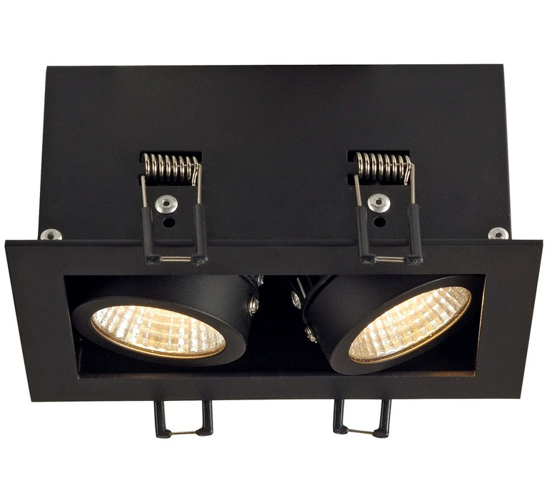 Kit kadux  spot encastrable recessed light  slv 115710  design signed 60636 product
