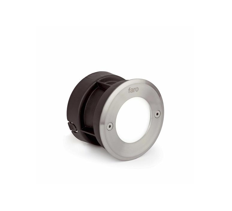 Led 18 estudi ribaudi spot encastrable recessed light  faro 71498n  design signed 48893 product