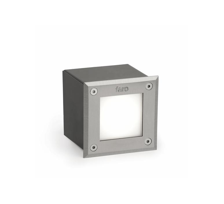 Led 18 estudi ribaudi spot encastrable recessed light  faro 71499n  design signed 48898 product