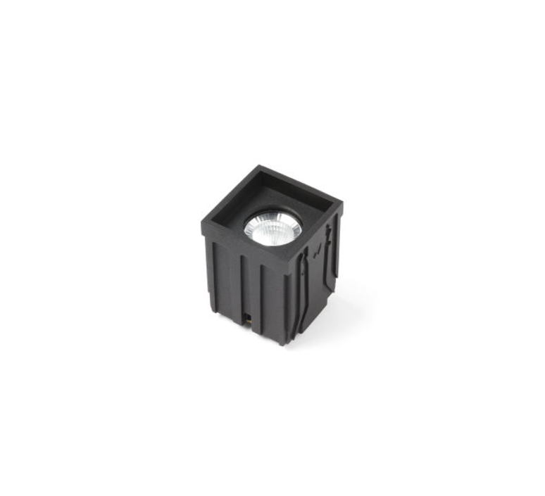 Qbini square in led studio modular spot encastrable recessed light  modular 3x14121132 14173009 14192032  design signed 34831 product