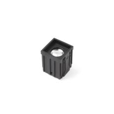 Qbini square in led studio modular spot encastrable recessed light  modular 3x14121132 14173009 14192032  design signed 34831 thumb