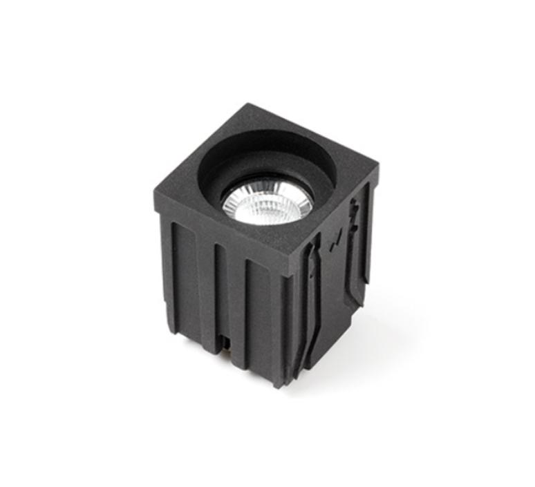 Qbini round in led studio modular spot encastrable recessed light  modular 4x14101109 14174032 14192032  design signed 34836 product