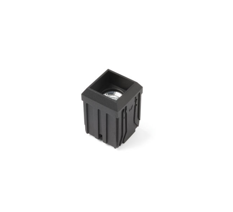 Qbini square tapered led studio modular spot encastrable recessed light  modular 4x14151132 14174032 14192032  design signed 34841 product