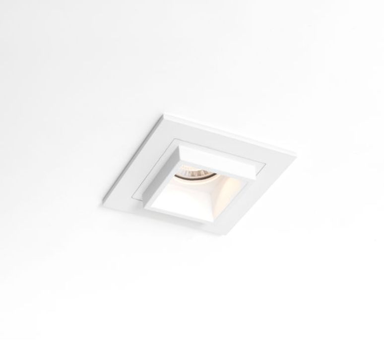Qbini square out led studio modular spot encastrable recessed light  modular 14131109 14171009 14192032  design signed 34843 product