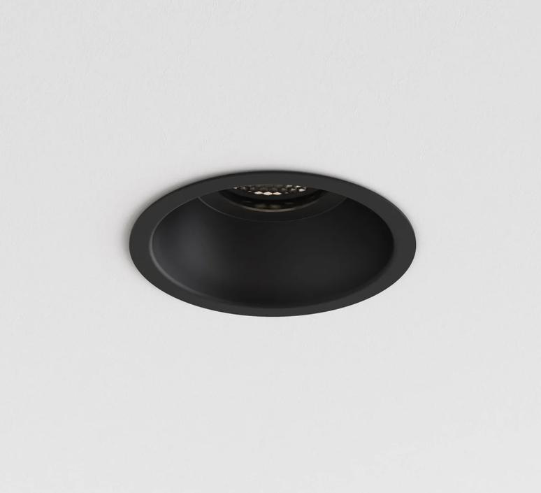 Minima slimline round fixed fire rated ip65 studio astro spot encastrable recessed light  astro 1249035  design signed nedgis 107416 product