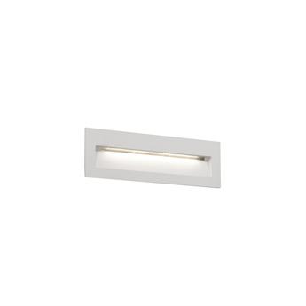 Spot encastrable nat blanc ip65 l22 5cm h7 5cm faro normal