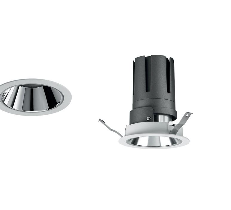 Nemo fix  spot encastrable recessed light  pan international rtl21221da  design signed 62300 product