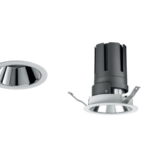 Nemo fix  spot encastrable recessed light  pan international rtl21221da  design signed 62300 thumb