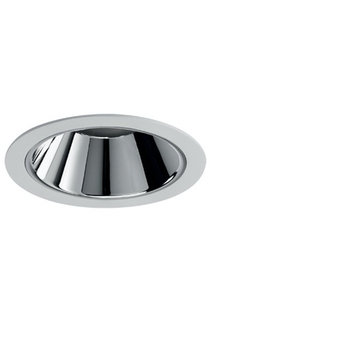 Spot encastrable nemo fix 3000k 2200 lm 24w 38 chrome led o11 2cm h14cm pan international rtl21221h1 normal