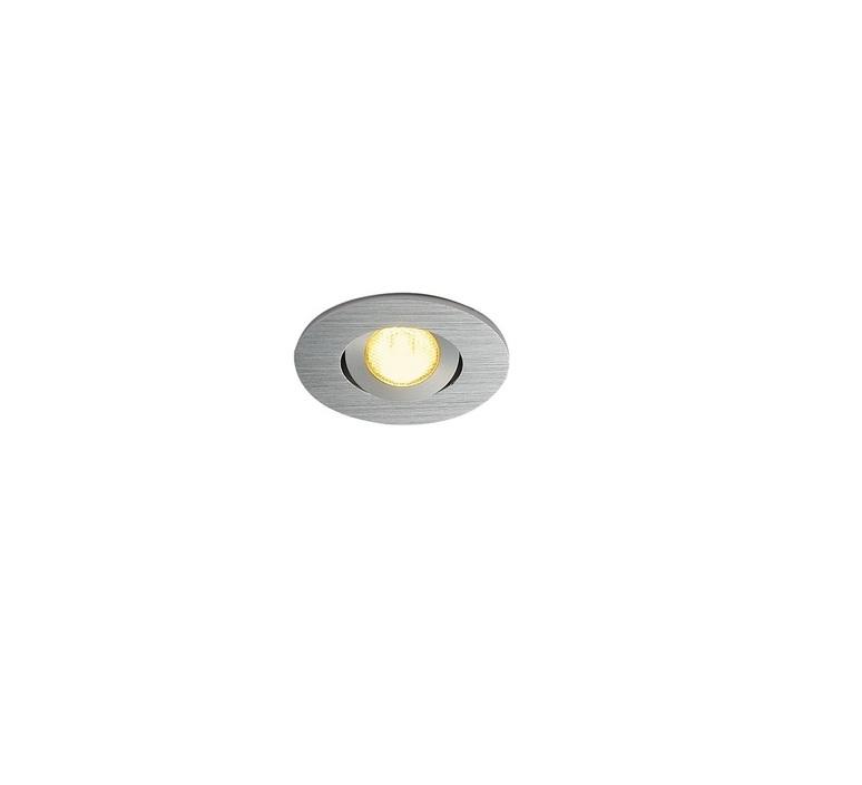 New tria 45 simple rond cs studio slv spot encastrable recessed light  slv 113976  design signed nedgis 94378 product