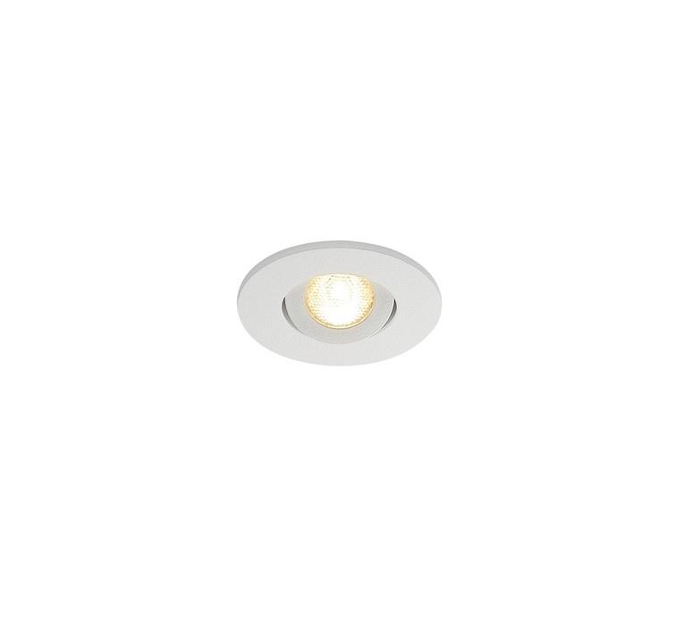 New tria 45 simple rond cs studio slv spot encastrable recessed light  slv 113971  design signed nedgis 94373 product