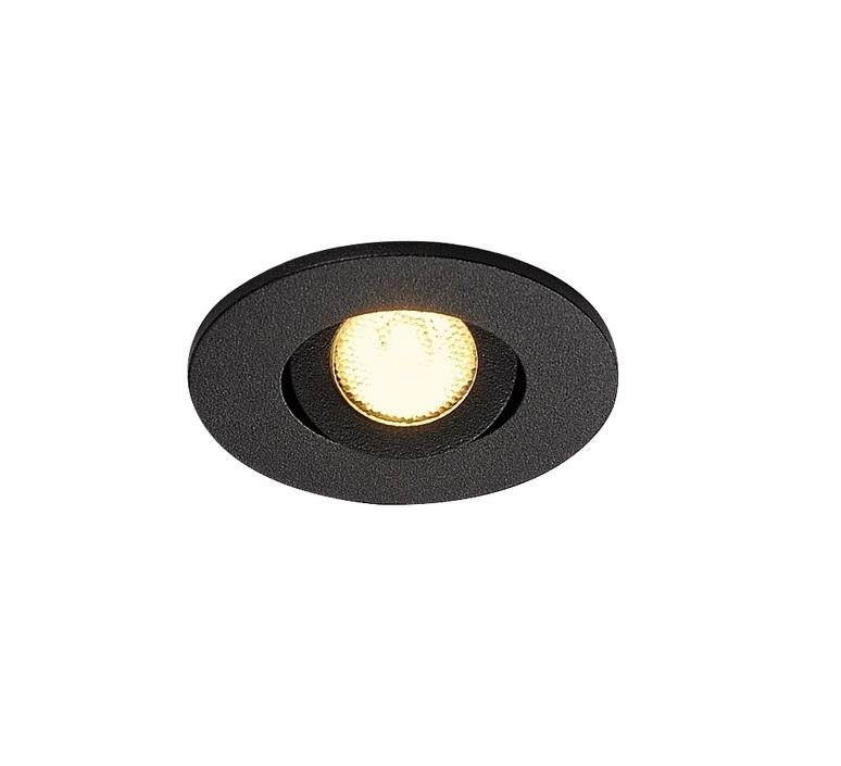 New tria 45 simple rond cs studio slv spot encastrable recessed light  slv 113970  design signed nedgis 94401 product